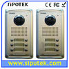 new dsigned 2-14 buttons security camera for apartment door SIPO-2AE video door phone outdoor camera