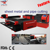 Laser Cutting pipe sheet tube and panel Manufacturing