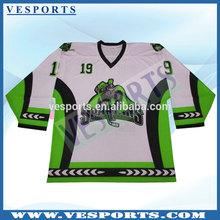 Men's Hockey Jerseys Hockey Uniform Hockey Tops