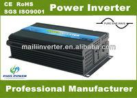 Factory direct sales High-frequency converter DC 12V/24V/48V to AC 110V 220V 240V 1000W