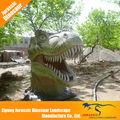 de alta calidad baratos dinosaurio de fibra de vidrio para la venta