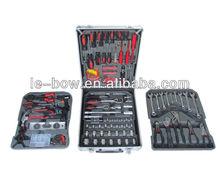 188pcs swiss kraft tool with aluminum case hand tool