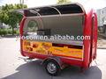 Quioscos de pizza/pizza ys-fv300 carrito