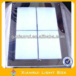 4 Posters LED Sensor Magic Mirror Light Sign