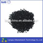 Black plastic masterbatch manufacture
