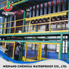 SBS bitumen waterproofing membrane production line