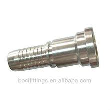USA market ISO-45deg-high pressure reusable Hose Fittings in yuhuan