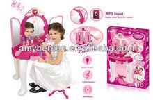 istruzione giocattoli per bambini giocattoli giocattolo di plastica set trucco ab71220