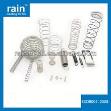 manufacturer suplied precise tension springs