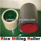 14inch brown rice/paddy husking rolls