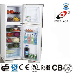 Top home refrigerator with freezer exporter in China with CE SAA UL SASO approved