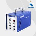 2014 caliente mini portátil de energía solar generador de corriente continua s1206/s1207/s1212