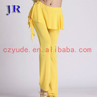 Belly dance harem pants new designs of pants K-4010#