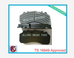 Mercedes-benz Actros Auto Parts Brake Pad(wva29087)