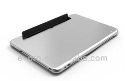 Aluminum wireless bluetooth keyboard for Galaxy Tab 10.1 Keyboard for Samsung7500,p5100 ,p5110
