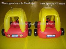 novel PVC inflatable baby car seat
