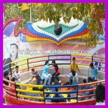 New amusement rides tagada ! family theme park games