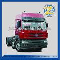 Un camion Tracteur Donfeng