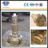 DHD112,SD12,NUMA120,NUMA125 foundation drill bit