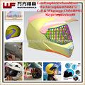Taizhou décision en plastique moto casque moule