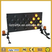 Flashing Traffic Arrow Board B Size 1520mm x 760mm