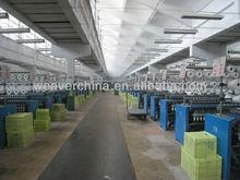 TFO raw white polyester yarn 42/2 5000 yards
