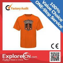 Men 100% cotton cotton t-shirt