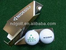 China High Quality Professional Tournament Golf Ball from Nide golf factory