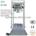 çimento paketleme makinesi otomatik/yarı- otomatik