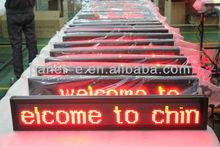 LANPAI Factory price P4.75mm tri-color small led screen display indoor