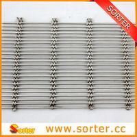 decorative security fence metal fabrics