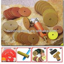 diamond tools/diamond polishing pads, saw blades, drill bits