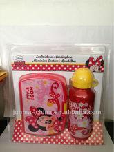 2014 hot sale 400ml aluminium water bottle for kids, 20% off