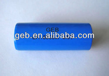ER18505M 3.6V 3500mAh Li-SOCL2 battery for Electricity, gas and flow instrumentation, etc.