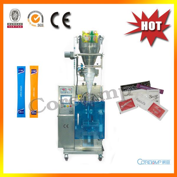 5g 8g 10g Automatic Sachet Stick Sugar packing machine