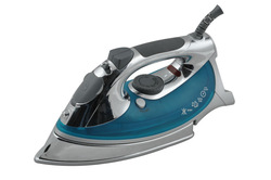 electric irons and steam brush