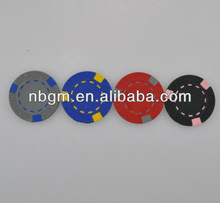 14g Two Tone Casino Clay Poker chips
