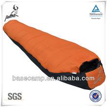 Wholesale cotton portable hiking sleeping bags