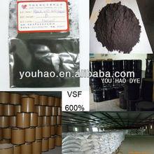 Dyes / Dyestuffs / Direct Fast Black VSF 600% 1200%