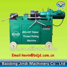JBG-40F Rebar rib peeling and thread making machine(300mm)