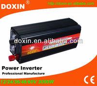 power converter 230v 12v 3000w doxin inverter