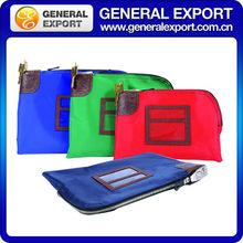 Band Deposit Bag Cash Bag Microfiber Lock security money bags