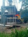 Máy phát điện YU sản xuất than Gasifying cao phong than Gasifier
