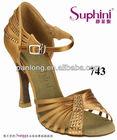 Suphini`s Elegant Wedding shoes/satin/high heel