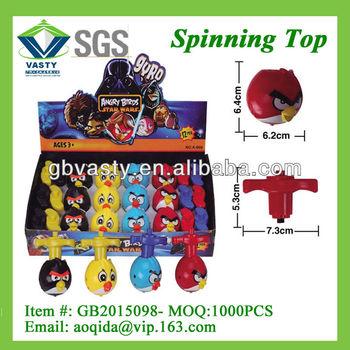 led flash spinning top spinning game