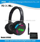 New Design RF Wireless Stereo Silent Disco Headphone RF988