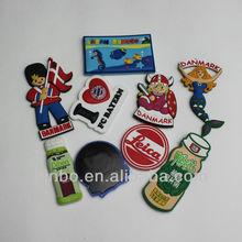 Custom Soft Pvc Fridge Magnet