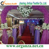2013 organza curtain fabric of wedding decoration,party tent