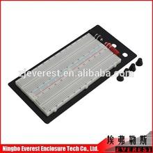 Electronic Breadboard BB-2T1D, 1360 tie point Bread Board