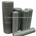 electro galvanizado soldada de malla de alambre fabricante en china
